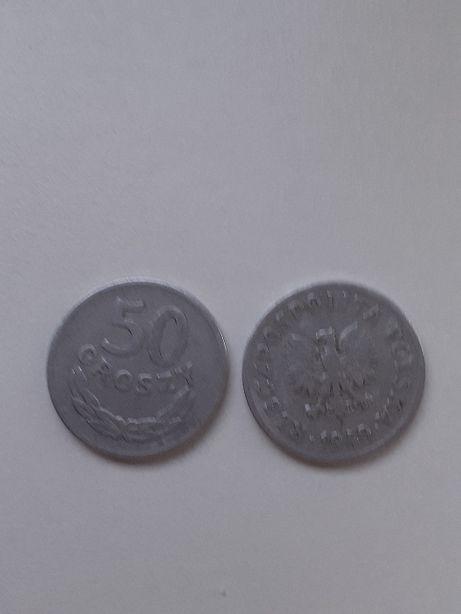Moneta 50gr 1949 rok