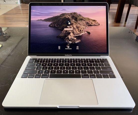 Apple MacBook Pro A1708 13 cali retina, silver, i5, 2,3ghz/8GB/256GB