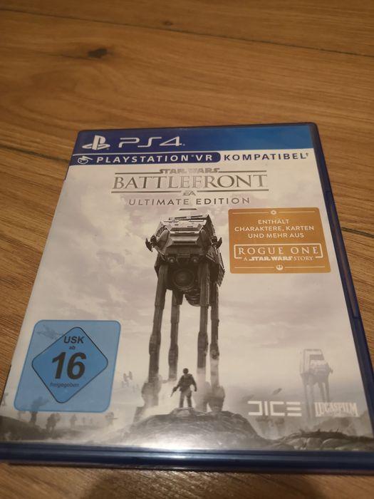 Star Wars Battlefront ps 4 Warszawa - image 1
