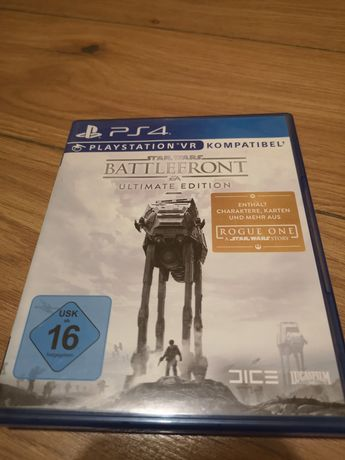 Star Wars Battlefront ps 4