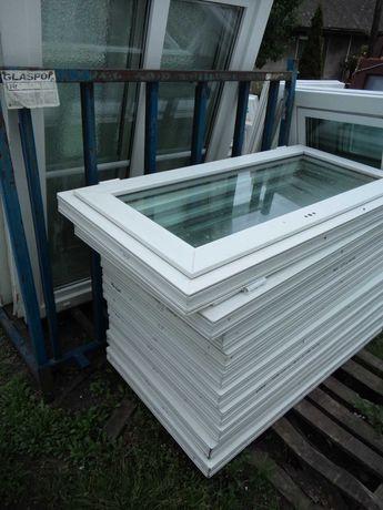 Okna PCV szer 100 x 65 wys