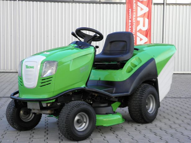 Traktorek kosiarka Viking 17,5 HP (200301) - Baras
