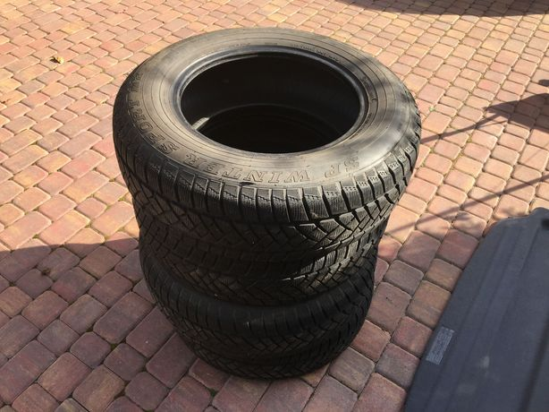 Opony zimowe 215/70R16 Dunlop Winter Sport M2
