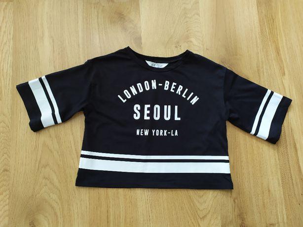 T-shirt bluzka H&M rozm. 146/152