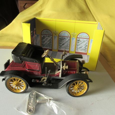 Carro Old Timer Opel Doctor 1909 Schuco modelo 1238 novo em caixa