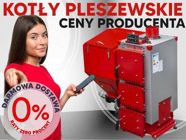 Kocioł CIEPŁOTERM FENIKS Komfort Eko o mocy 16kW z podajnikiem