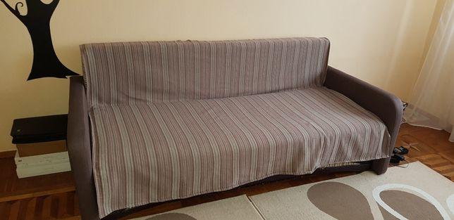 диван раскладной 2м +(3 подушки)