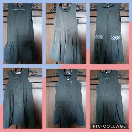 Сукня шкільна плаття в школу сарафан школьная форма