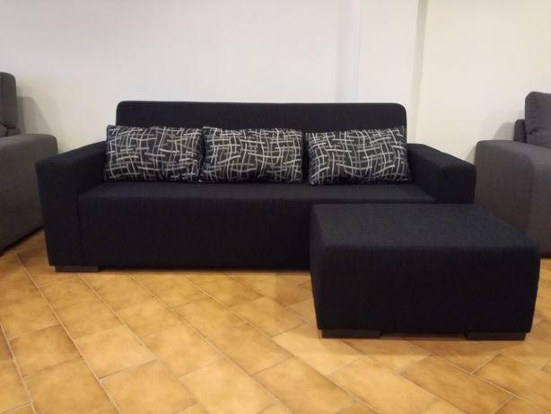 Sofá Pol com 220 cm, novo de fábrica
