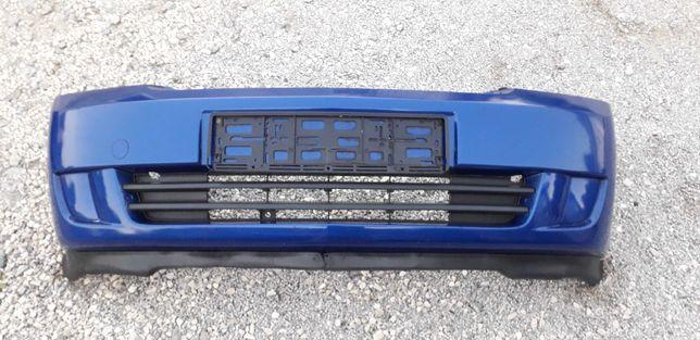 Opel Meriva a 03-06 Zderzak przód przedni niebieski z21k