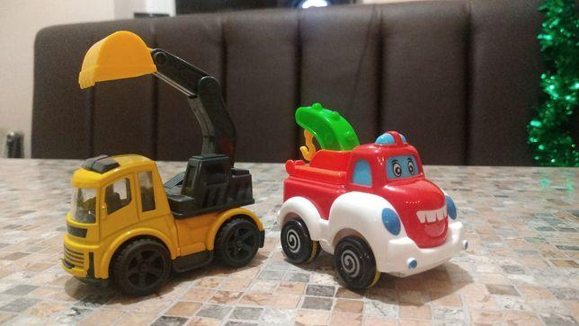 Машинки строительные