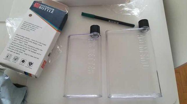 Garrafa de água Notebook Bottle 420 ml