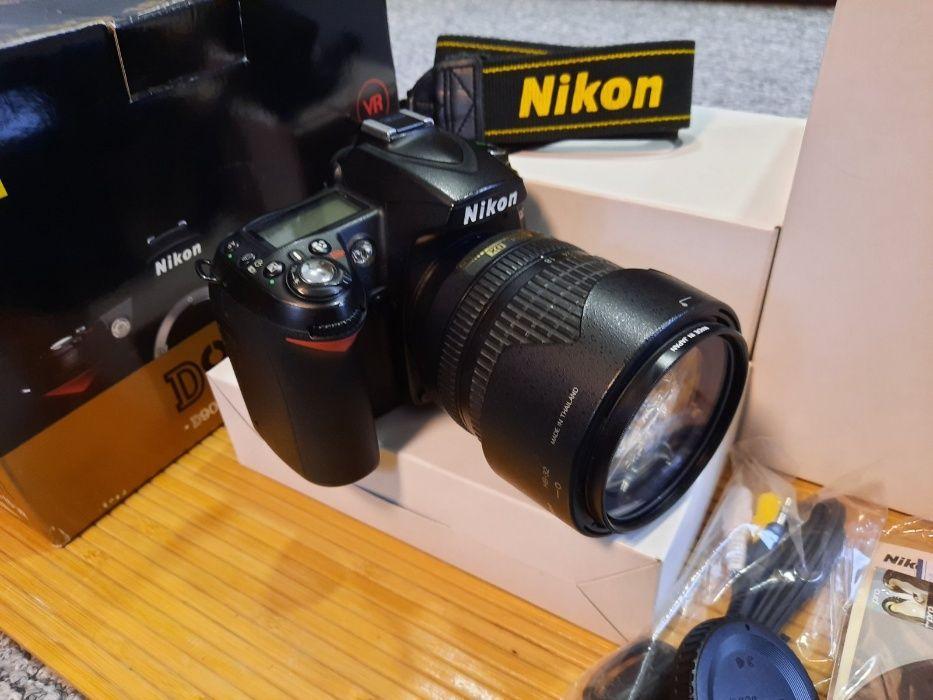 Nikon D90+объектив18-105VR Киев - изображение 1