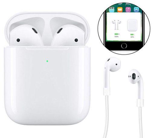 PROMOCJA! Słuchawki bezprzewodowe i500 TWS Czujnik optyczny + Pasek