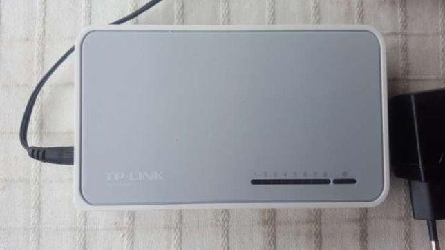 TP-Link TL-SF 1008D 8 portas 10/100Mbps
