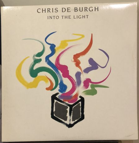Disco vinil Chris de Burgh