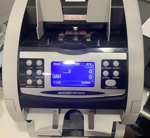 Magner 150 Двухкарманный счётчик-сортировщик  банковского класса