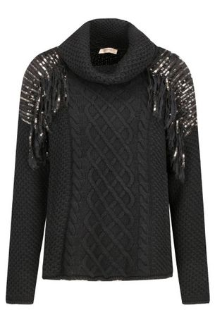 zjawiskowy sweter marki Twin set