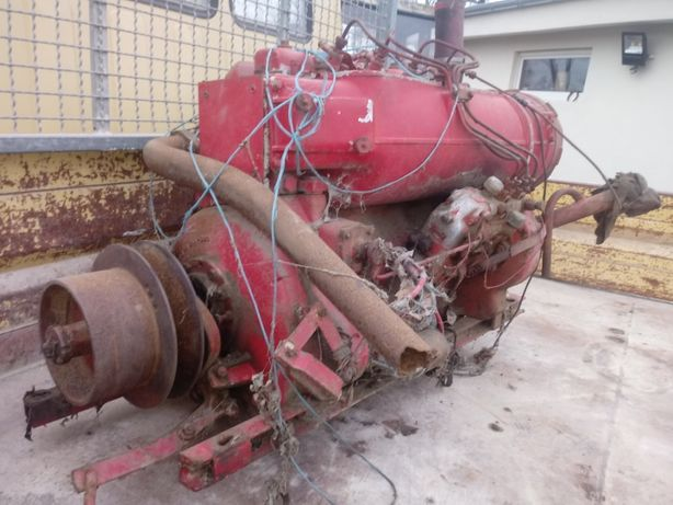 silnik MWM kombajn yanmar 2 cyl isuzu ducato 2.8