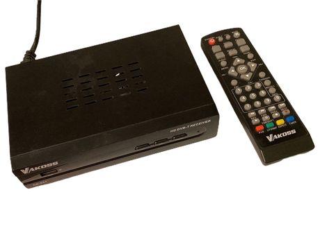 Tuner HD DVB-T pilot Vakoss DB-641