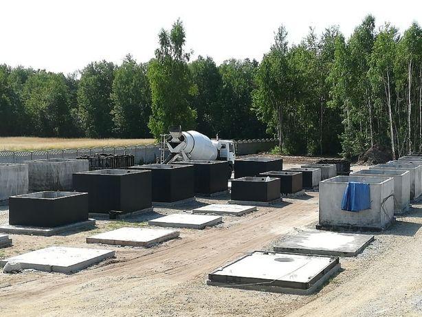 Szamba betonowe Żyrardów i okolice