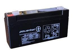 Akumulator żelowy Powerbat 6v 3,2Ah