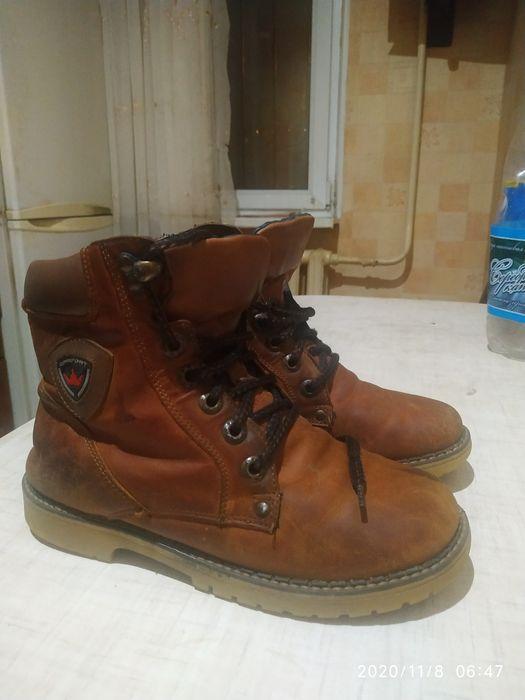Зимние ботинки 37размер Донецк - изображение 1