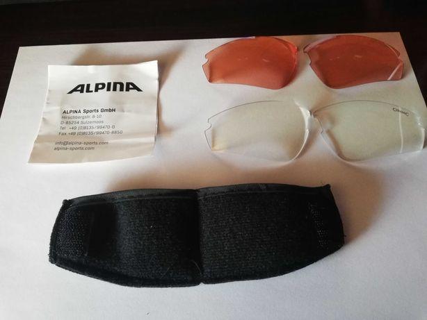 ALPINA  Sports GmbH - soczewki wymienne