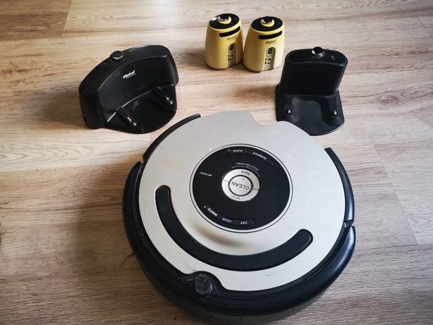Odkurzacz IRobot Roomba 560