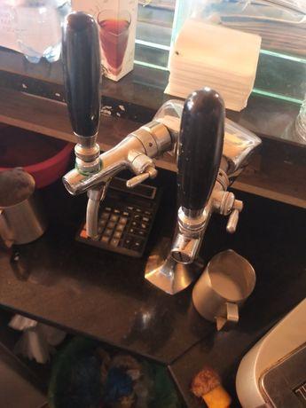 Полный комплект аппарат для разлива кваса и пива