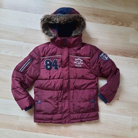 Куртка термо зима рост 121-128 см, состояние идеальное .