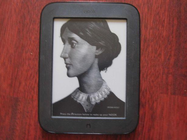 Продам электронную книгу  Barnes&Noble Nook Simple Touch BNRV300