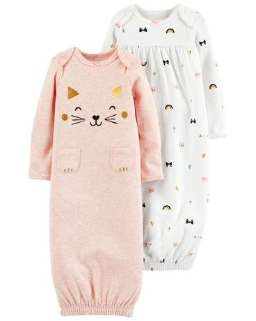 Carter's спальный мешок/ пижама 3М