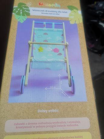 Wózeczek wózek dla lalek