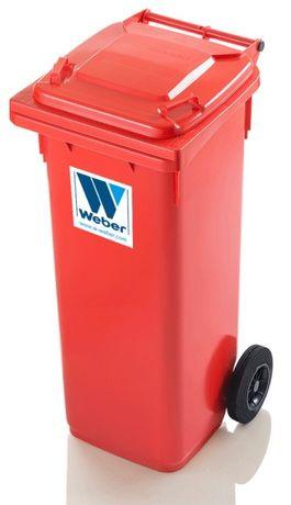 Мусорный бак,контейнер мусорный,бак сміттєвий,бак для ТБО,240л WEBER
