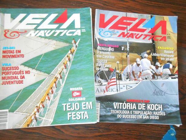 Revistas Wella Nautica antigas