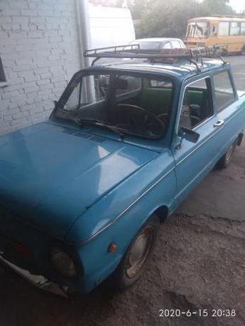 Продам ЗАЗ 968М с двигателем ВАЗ 2106