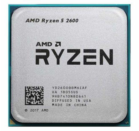 Ryzen 5 2600 BOX (на гарантії)