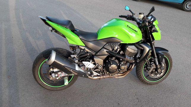 Kawasaki z 750,2012