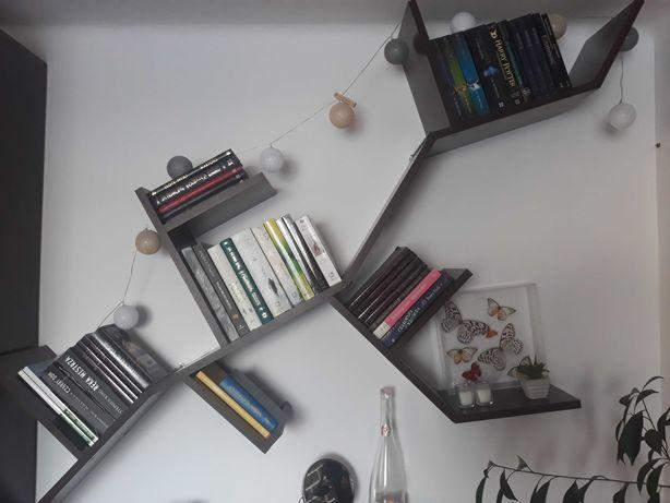 Półka w ksztalcie gałęzi