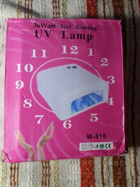 УФ лампа для наращивания ногтей на 36 Вт