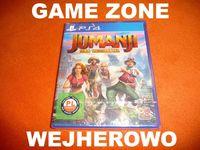 Jumanji The Video Game PS4 / Slim / Pro / PS5 / PŁYTA PL Wejherowo