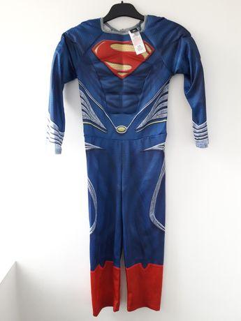 Костюм SUPERMAN (оригинал) 7-8 лет