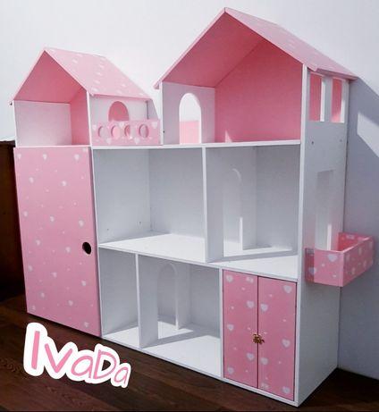 кукольный домик IvaDa+