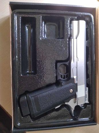Пневматичний пістолет Colt Hi-Capa Galaxy G6