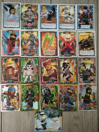Karty LEGO Ninjago