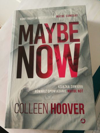 """Cooleen Hoover """"Mayby Now"""""""