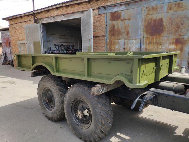 Кузов ГАЗ 66 как новый
