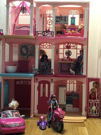 Barbie dreamhouse Барби Дом Мечты, дом для кукол