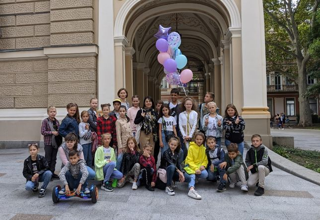 детские и взрослые экскурсии по Одессе / гид/ экскурсовод